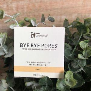 Bye Bye Pores - NEW!